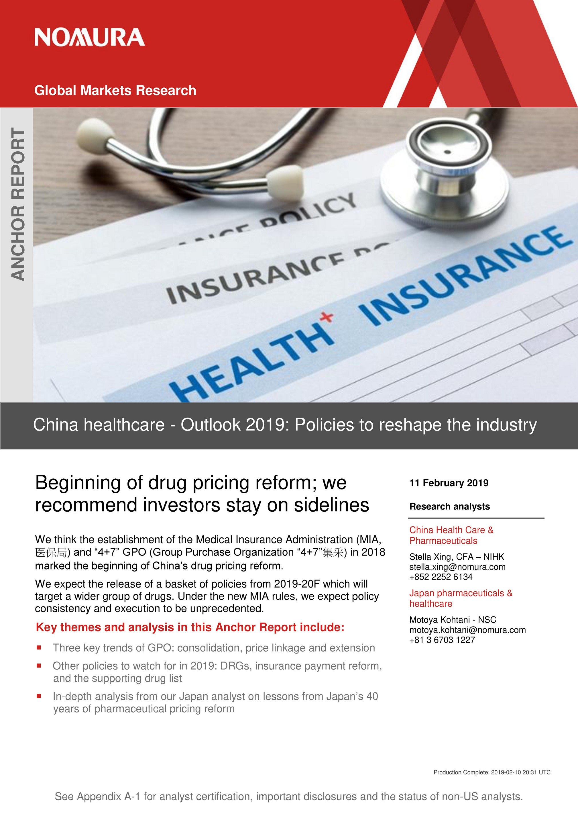 Ierp Nomura Anchor Report China Healthcare Page 6 7 Created With Publitas Com