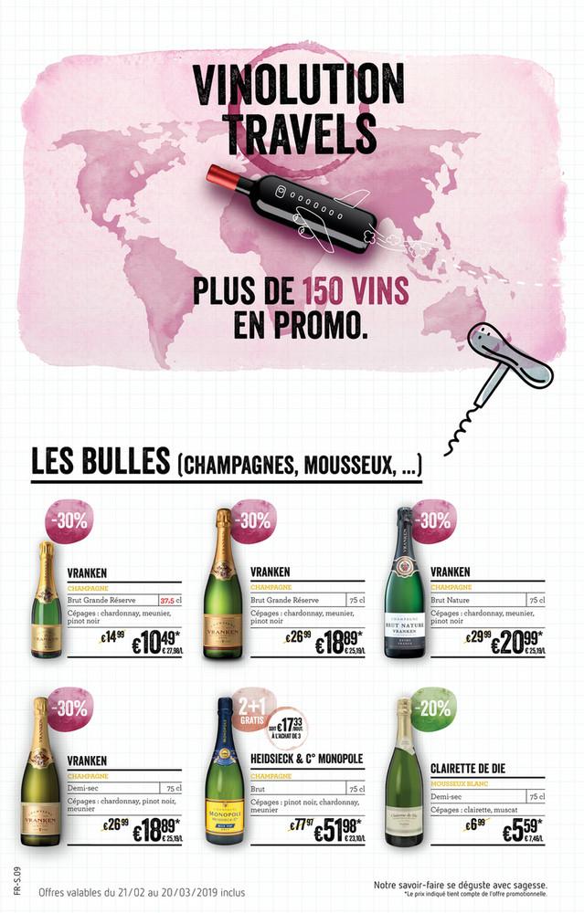 Vin promo