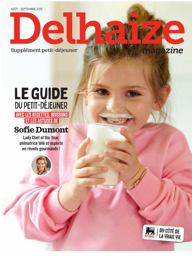 Delhaize magazine extra