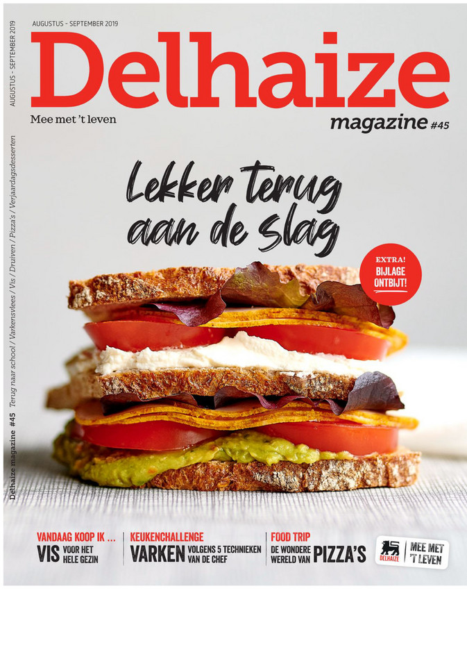Delhaize magazine
