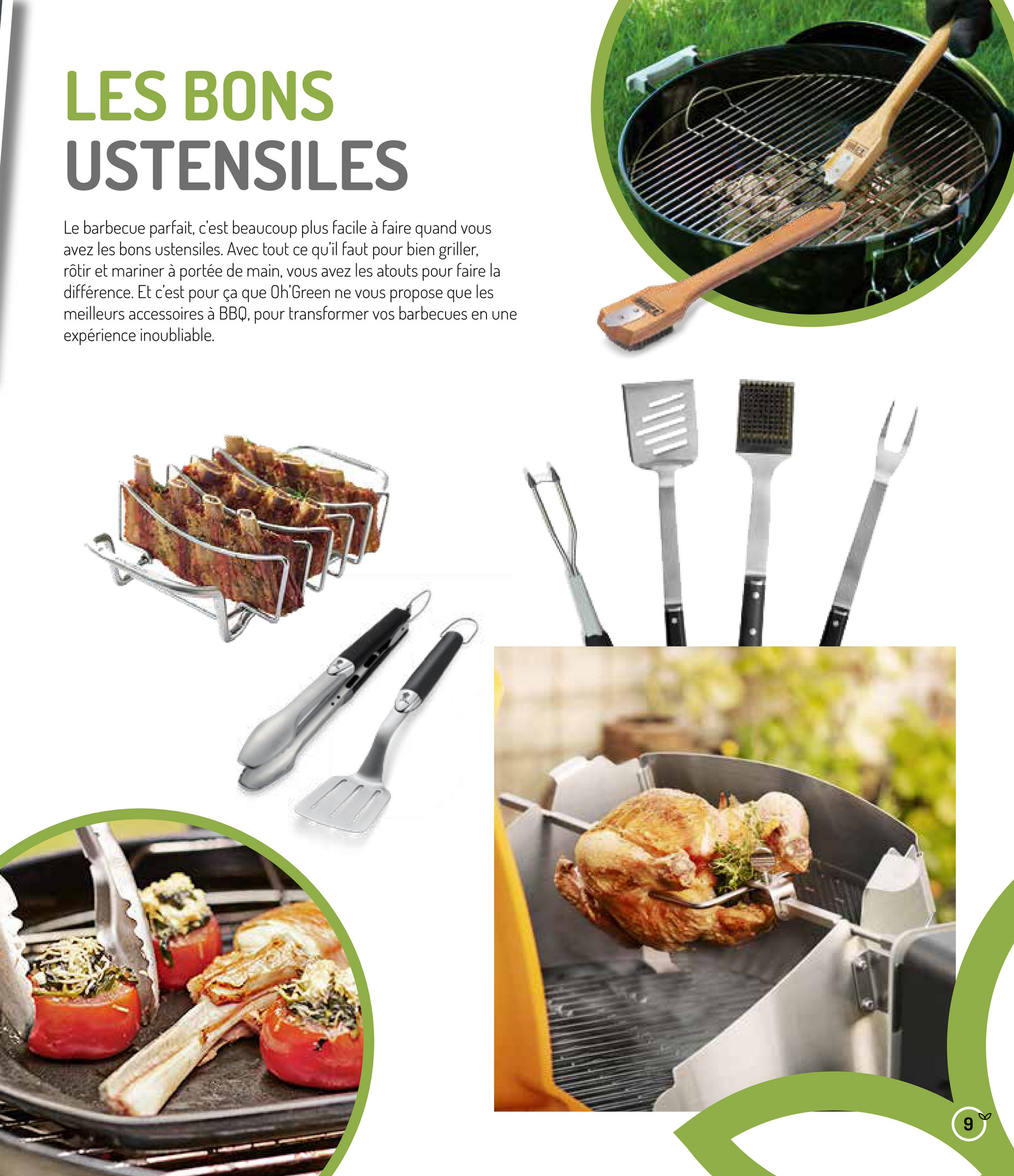 Oh'Green FR_ZOMER BBQGIDS_2020 Pagina 8 9 Created with