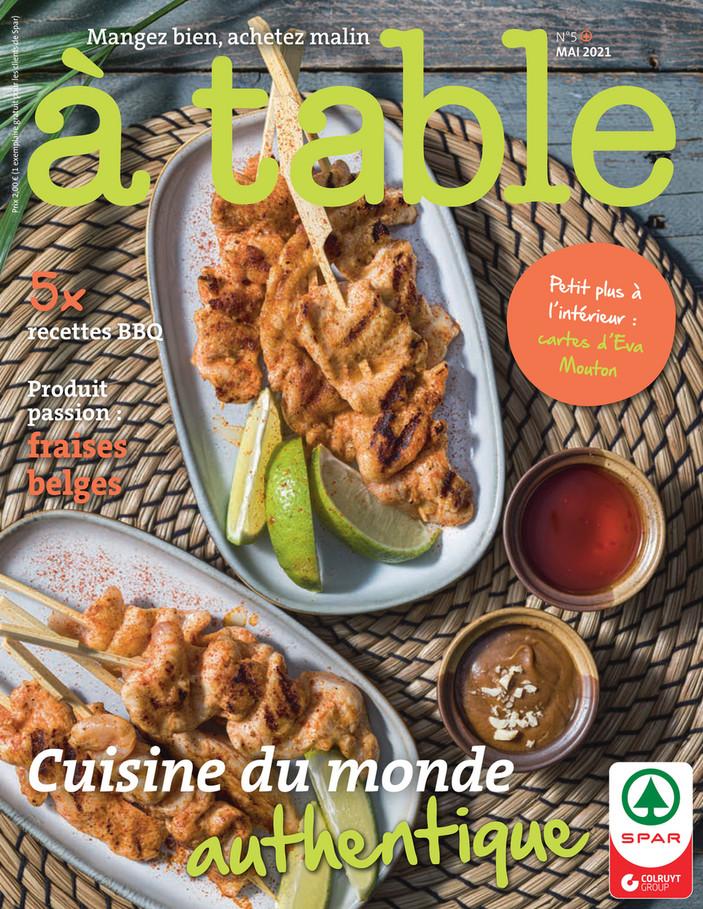 Kook magazine - mei