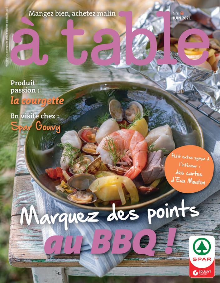 Magazine atable juin