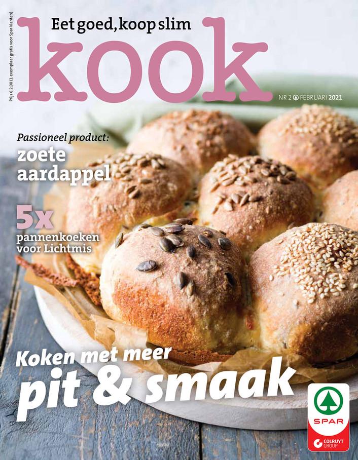 Kook - maandpromoties januari