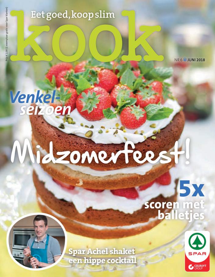 Spar folder van 01/06/2018 tot 30/06/2018 - KOOK_Magazine_NL_LR.pdf