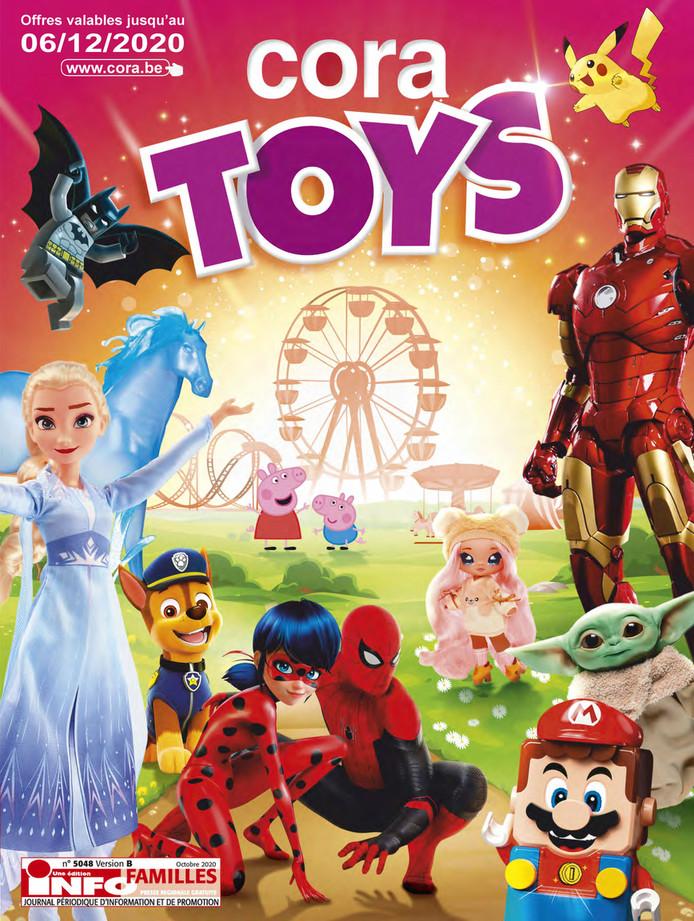 Promotions de la semaine 43 jouets