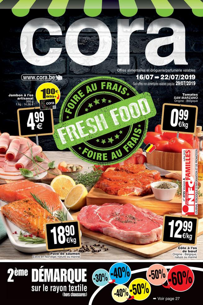 Promotions de la semaine 29 food