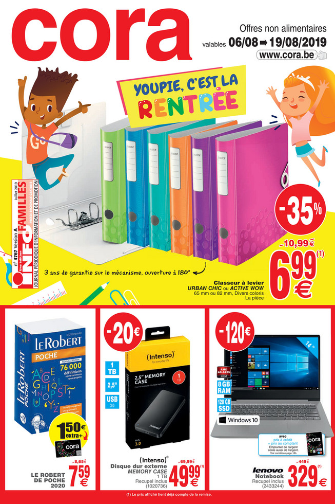 Promotions de la semaine 32 non food