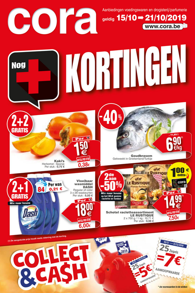 Weekpromoties 42 food