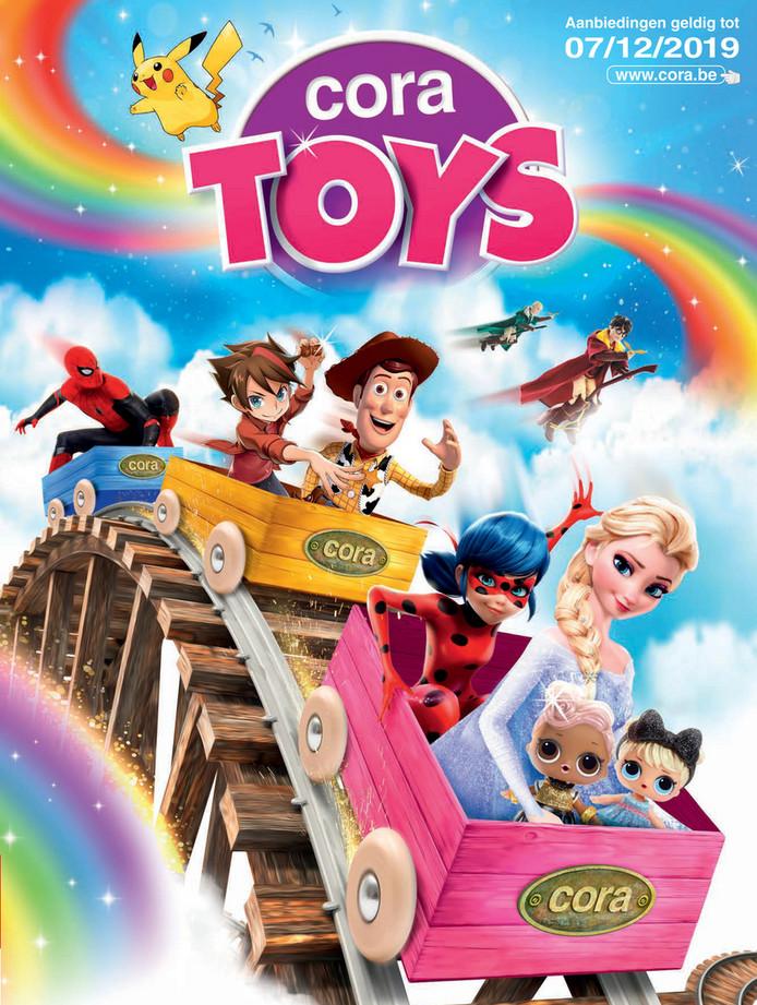 Cora folder van 22/10/2019 tot 07/12/2019 - Toys