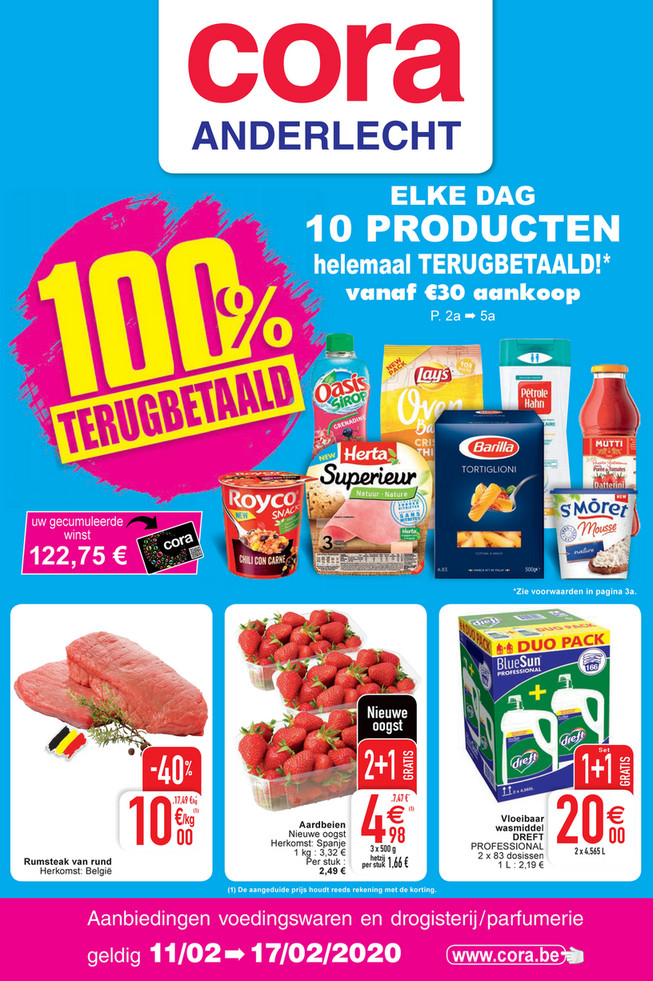 Cora folder van 11/02/2020 tot 17/02/2020 - Weekpromoties 07 food