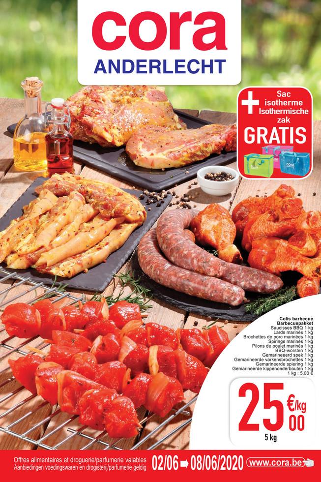 Weekpromoties 23 Anderlecht food