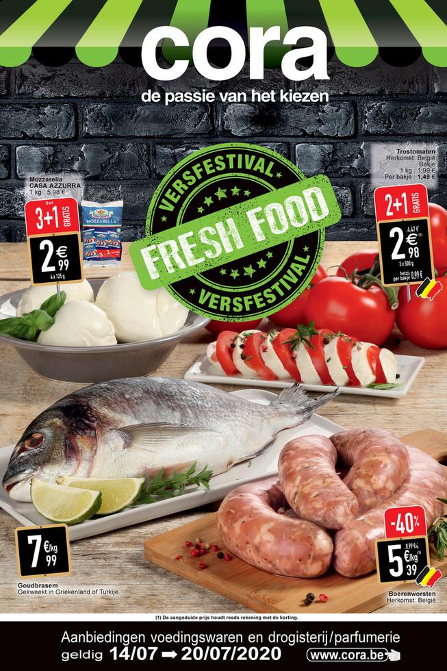 Weekpromoties 29 food