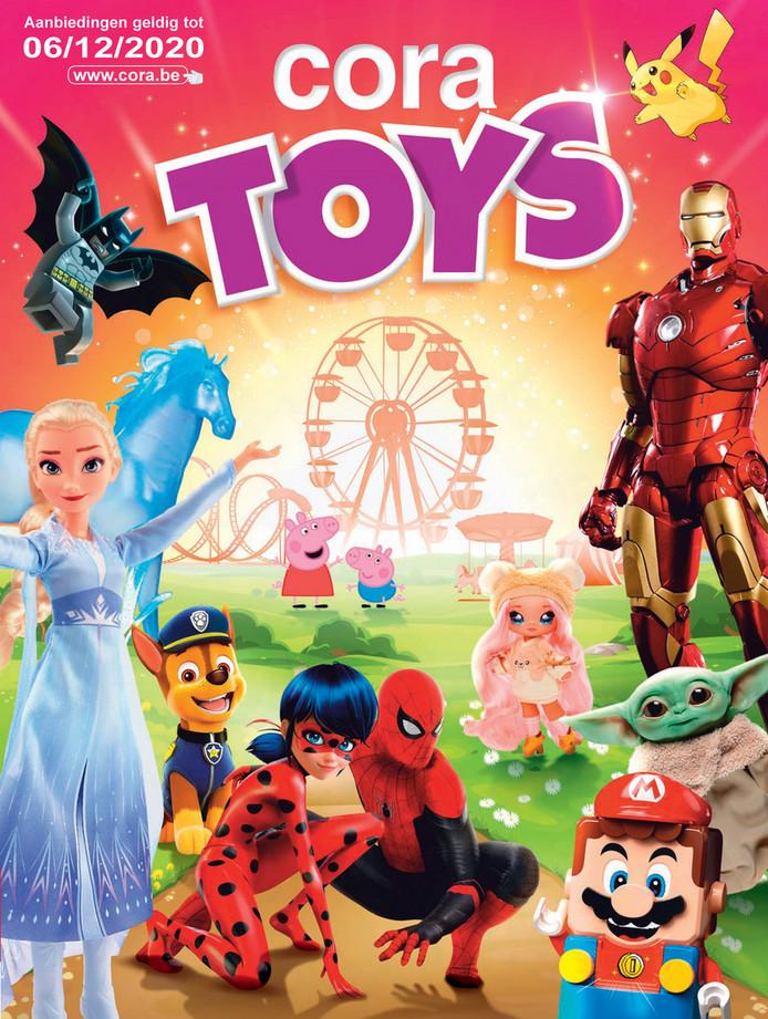 Weekpromoties speelgoed