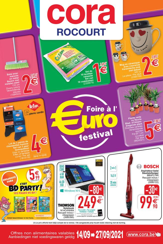 Weekpromoties 37 eurofestival ROC