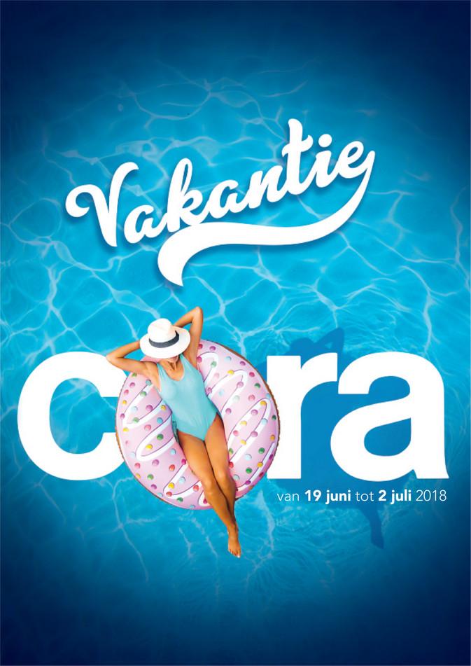 Cora folder van 19/06/2018 tot 02/07/2018 - Cora Vakantie