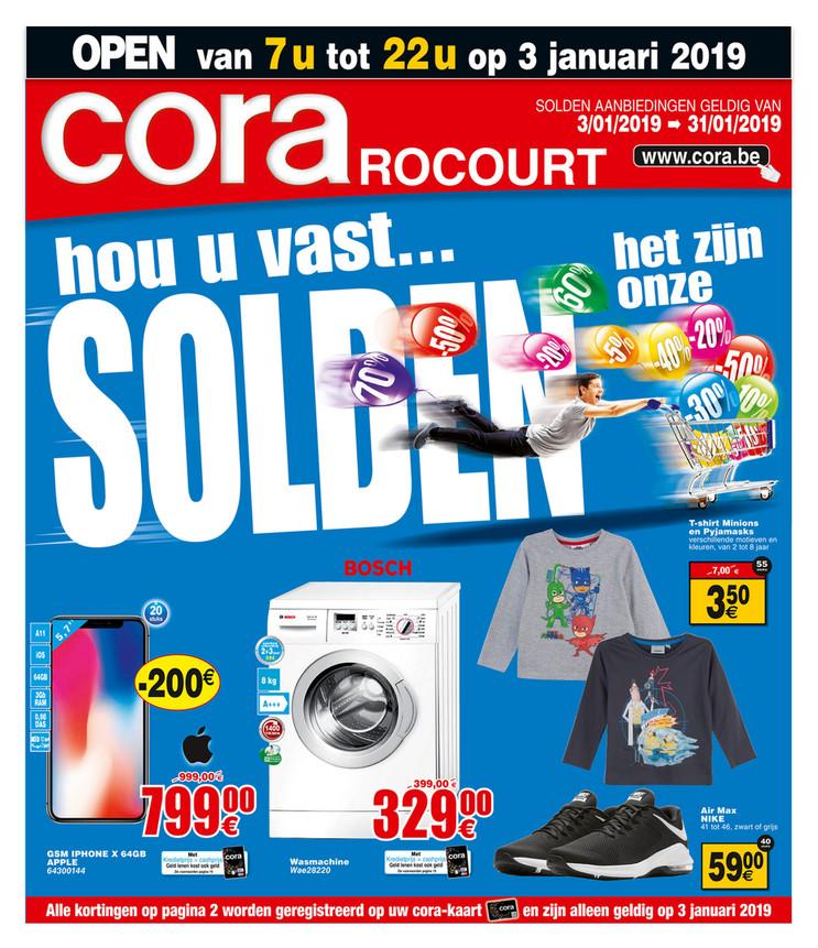Weekpromoties Rocourt solden