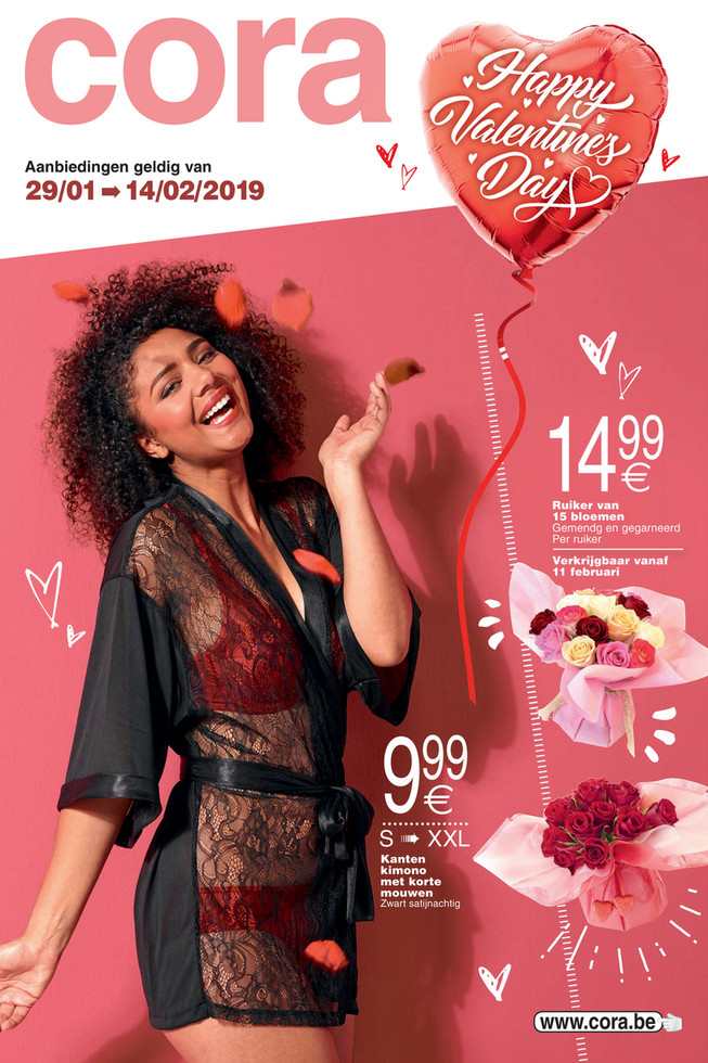 Cora folder van 29/01/2019 tot 14/02/2019 - Weekpromoties 5