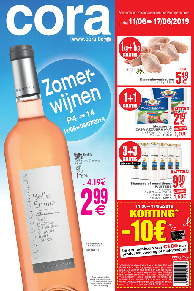 Weekpromoties 24 food