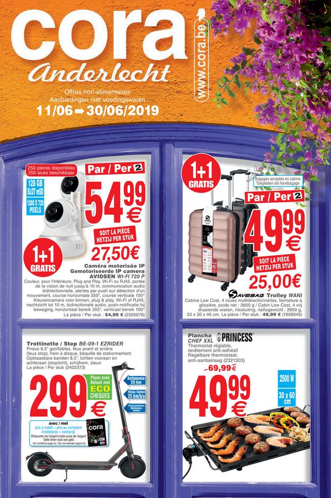 Cora folder van 11/06/2019 tot 30/06/2019 - Cora Anderlecht B