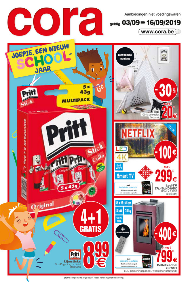 Weekpromoties 36 non food