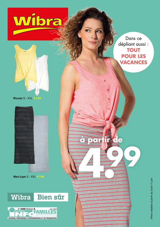Folder Wibra du 11/06/2018 au 23/06/2018 - Wibra Dépliant mi juin.pdf