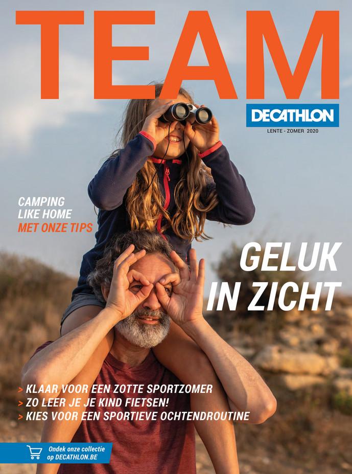 Decathlon 2020 magazine