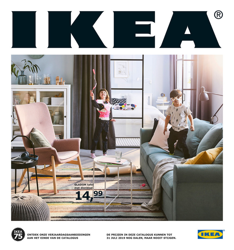 Ikea folder van 01/11/2018 tot 31/07/2019 - ikea catalogue