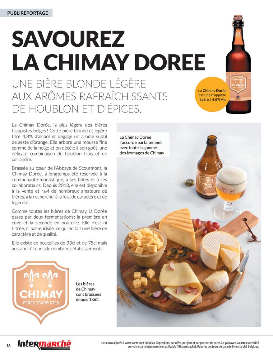 Carte Intermarche Belgique.Folder Intermarche Du 01 04 2019 Au 30 04 2019 Promotions Du Mois