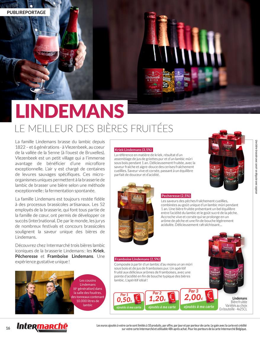 Carte Intermarche Belgique.Intermarche Fr Publication 28 Pdf Page 16
