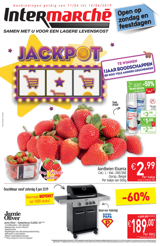 Intermarché folder van 11/06/2019 tot 16/06/2019 - weekpromoties 24