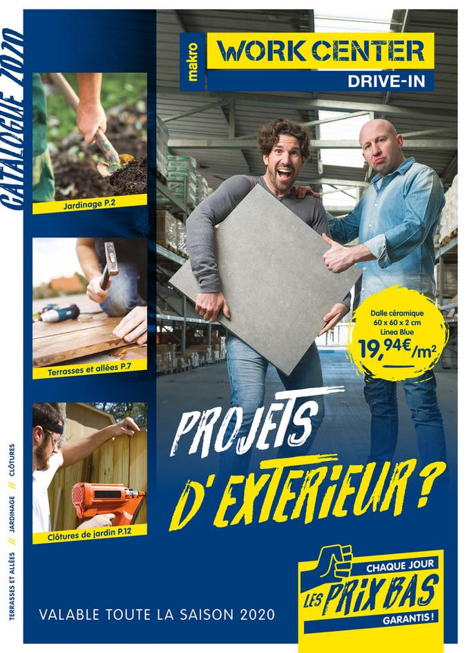 Promotions projets exterieur