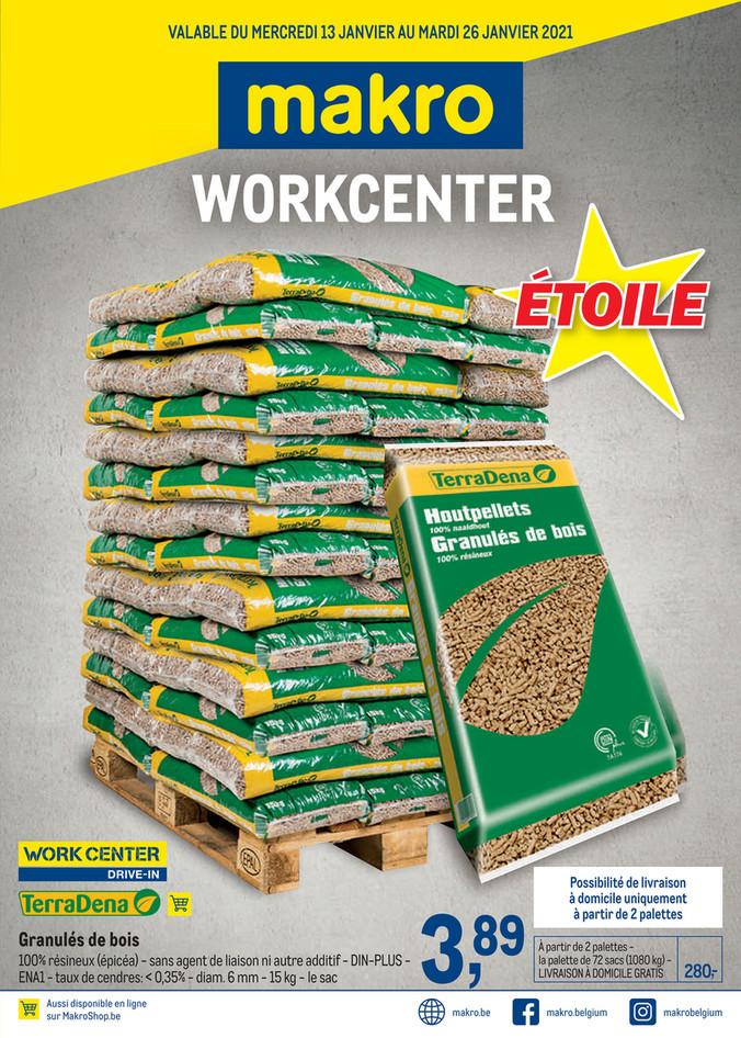 Workcenter - promotions de la semaine 2