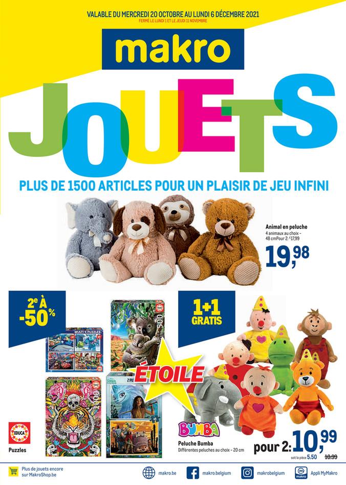 Promotions de la semaine 40 speelgoed