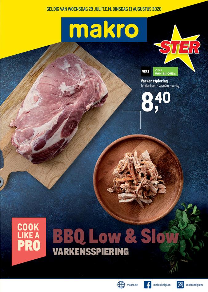 Weekpromoties 31 BBQ