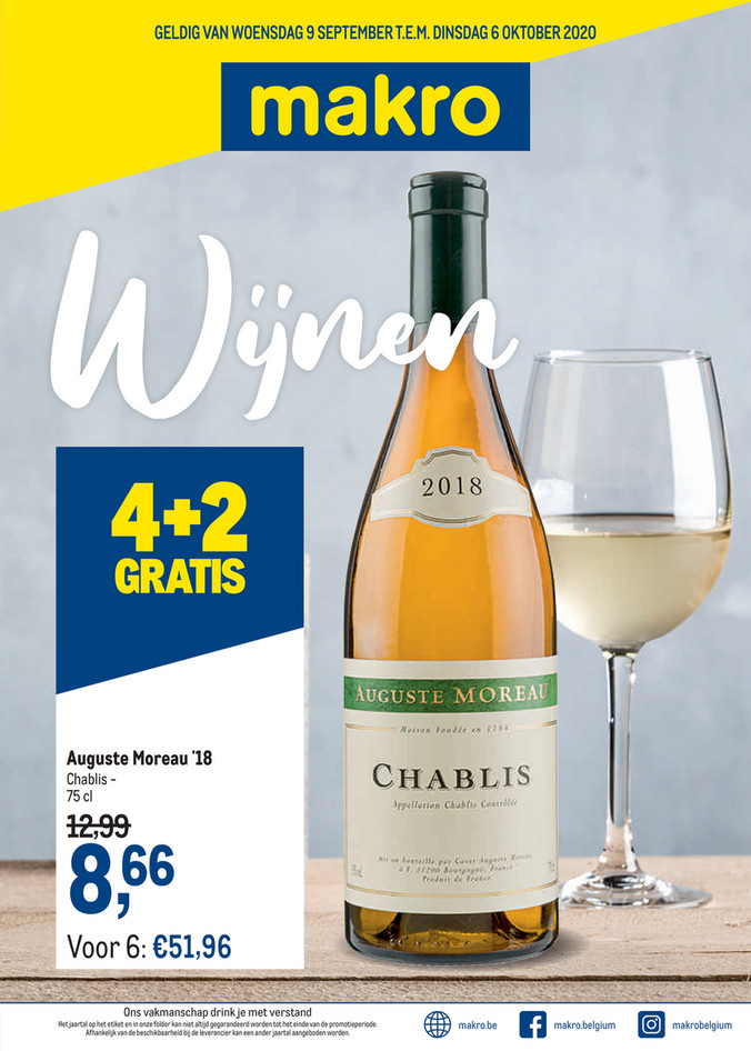 Weekpromoties 37 Wijn
