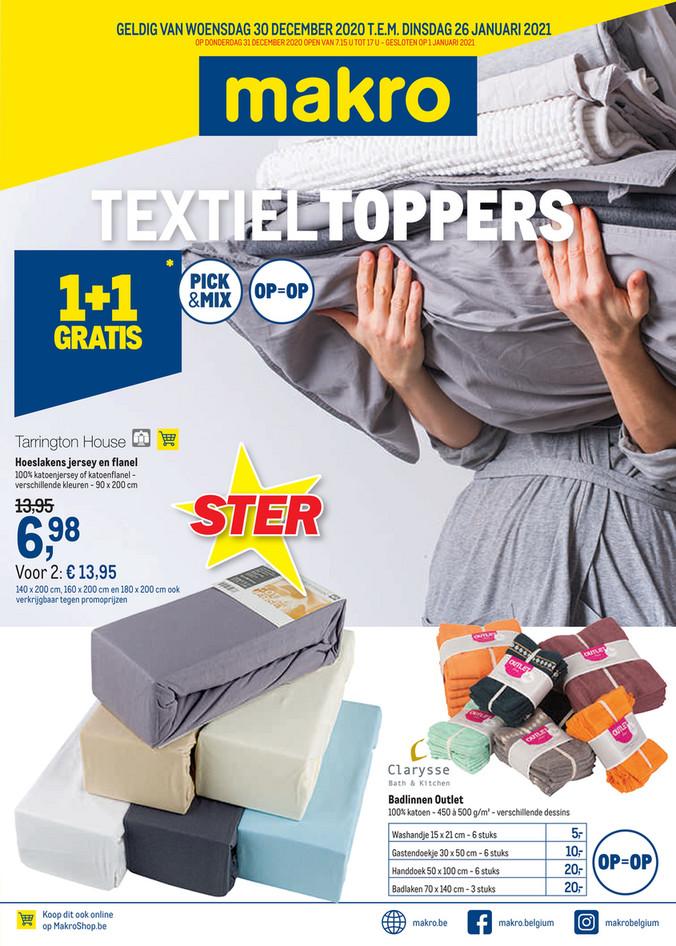 Textiel weekpromoties 53