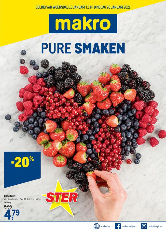 Smaken - weekpromoties 2