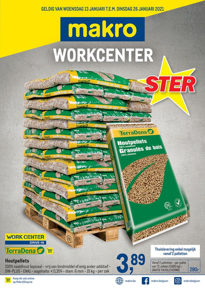 Workcenter - weekpromoties 2