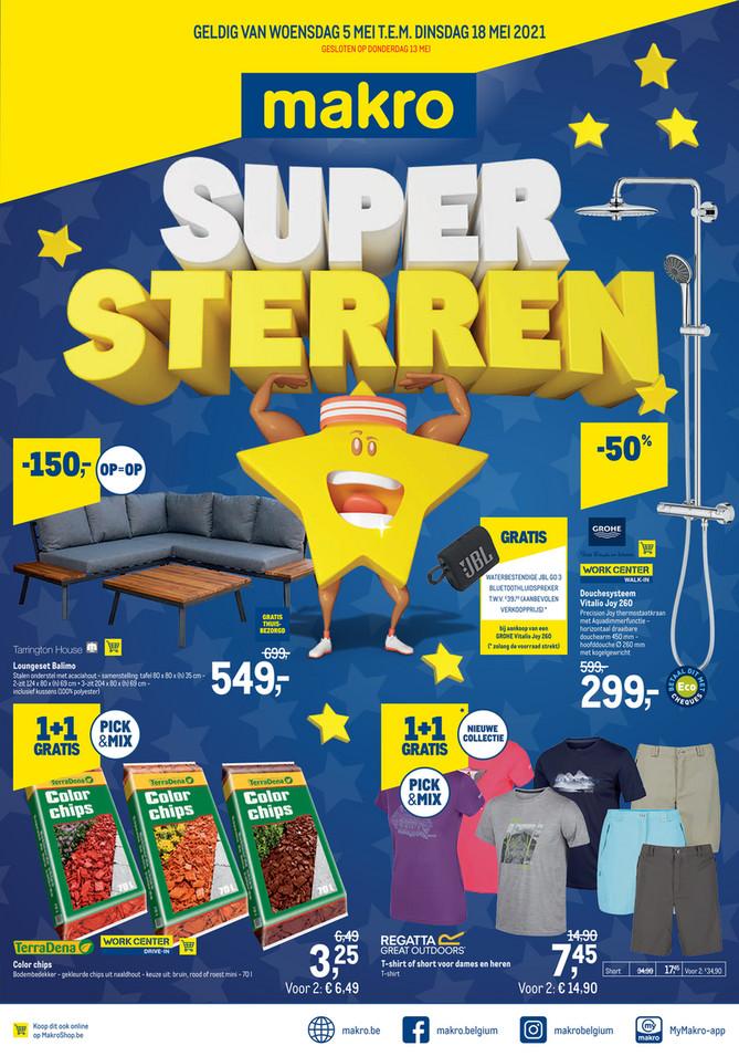 Weekpromoties 18 Supersterren-NF