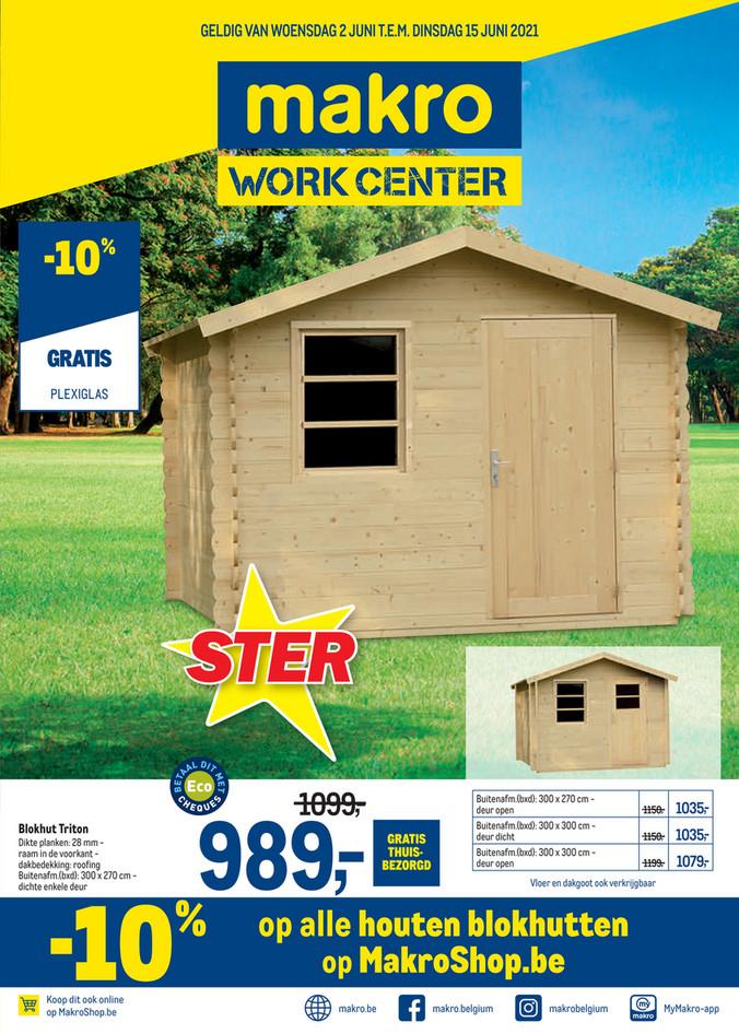Weekpromoties 22 workcenter