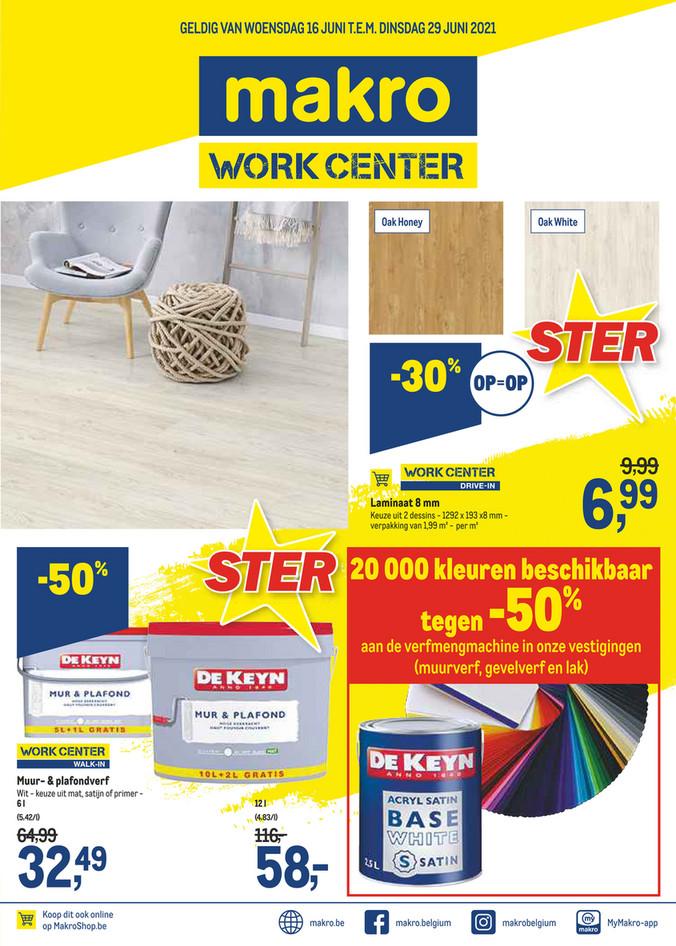 Weekpromoties 24 Work Center 2
