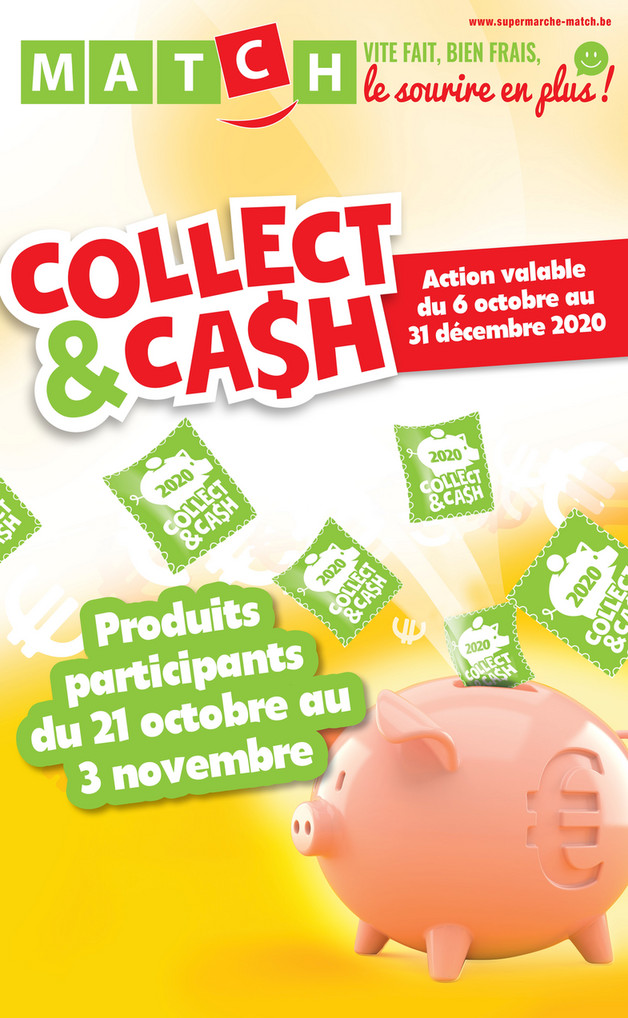 Folder Match du 21/10/2020 au 03/11/2020 - Promotions de la semaine 43 Collect