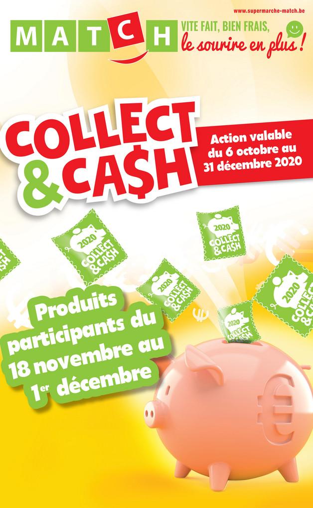 Folder Match du 18/11/2020 au 01/12/2020 - Promotions de la semaine 47 collect