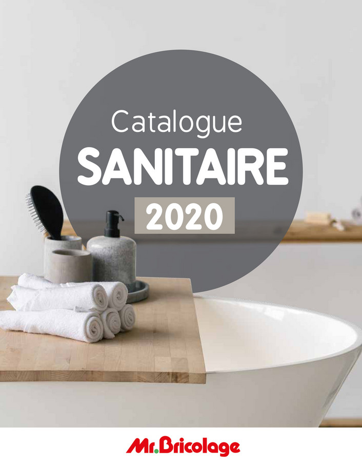 Folder Mr Bricolage du 07/10/2020 au 01/12/2020 - Promotions sanitaire