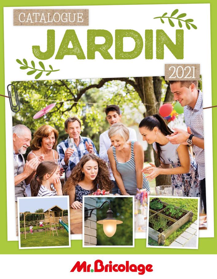 Catalogue - Jardin