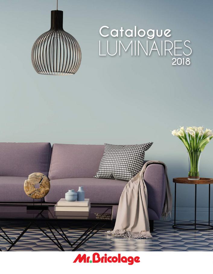 Folder Mr Bricolage du 23/11/2018 au 31/12/2018 - Catalogue luminaire
