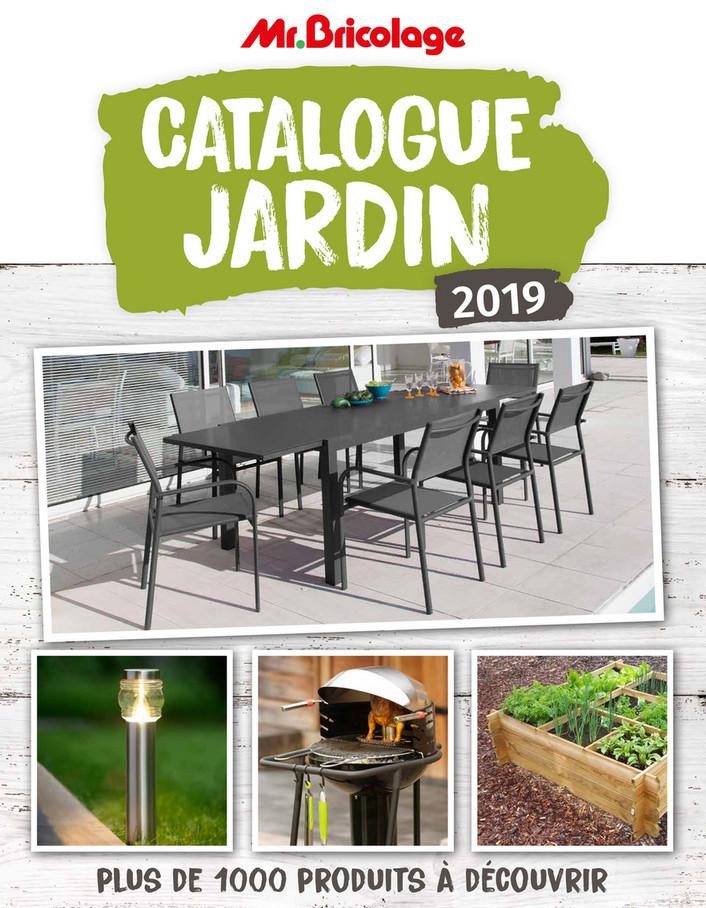 Folder Mr Bricolage du 29/03/2019 au 30/06/2019 - Guide Jardin 2019