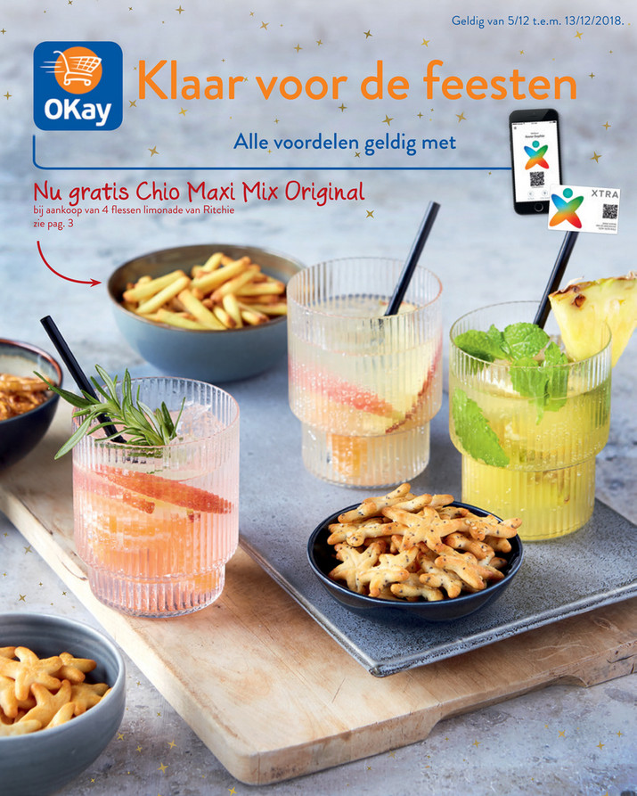Okay folder van 05/12/2018 tot 13/12/2018 - Weekpromoties 49