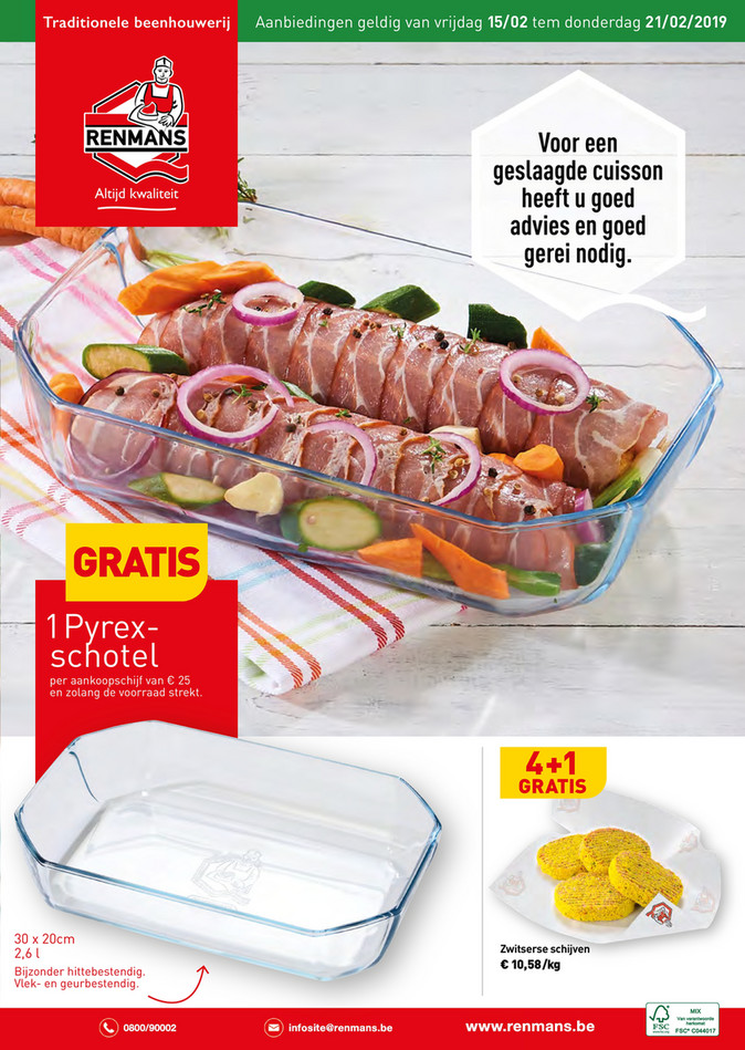 Renmans folder van 15/02/2019 tot 21/02/2019 - Weekpromoties 8
